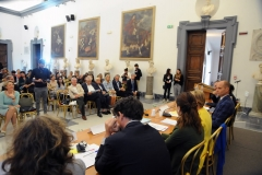 intervenuti al convegno Scuola e Periferie