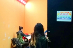 Un'aula studenti