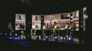 conferenza stampa mini-serie Alfredino