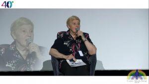 Franca Rampi saluta le istituzioni e i volontari