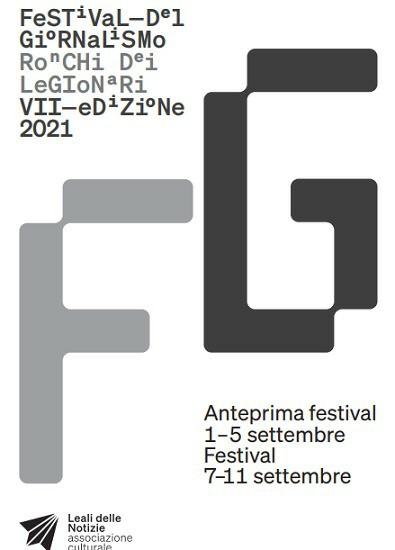 Festival del Giornalismo: logo