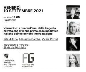 Festival del Giornalismo: la conferenza del 10 settembre con Rita Di Iorio